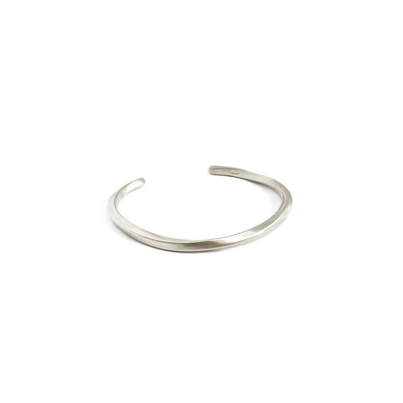 BBR403-寬容的承諾-手工手環-扭轉-白銅-02