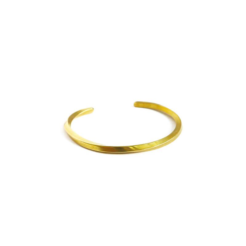 BBR403-寬容的承諾-手工手環-扭轉-黃銅-02