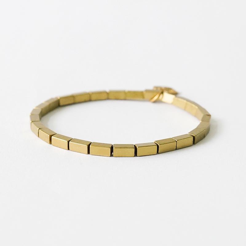 銅話 – 長方 – 手鍊
