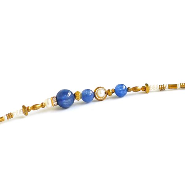 模仿的輪廓 – 藍晶石 – 手鍊