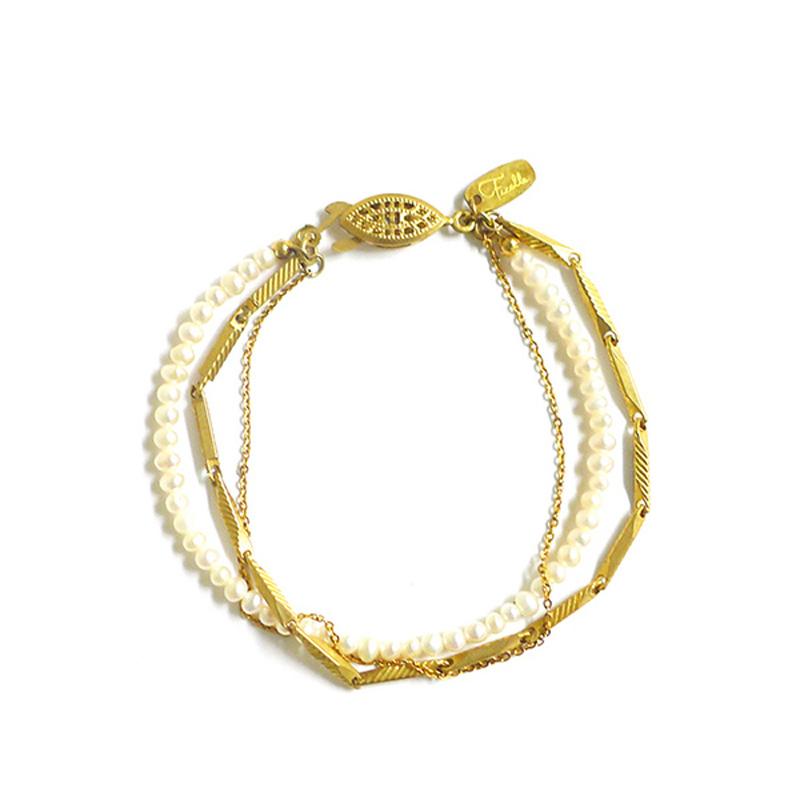 三重奏 – 淡水珍珠