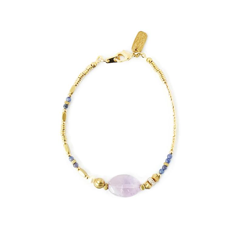 狂歡百老匯 – 紫水晶 – 手鍊