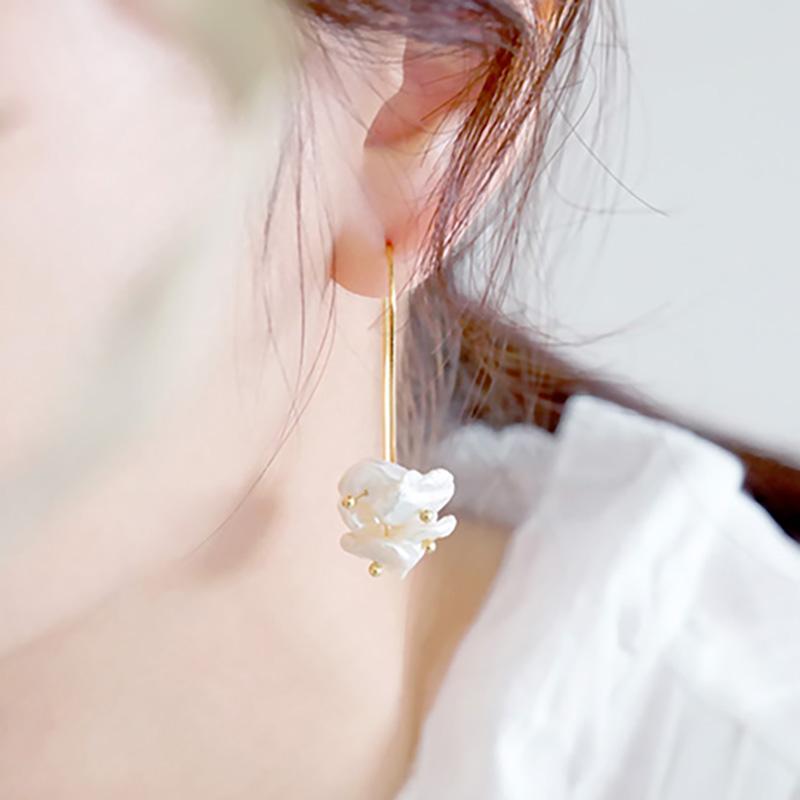 純白耶誕 – 收穫 – 耳環