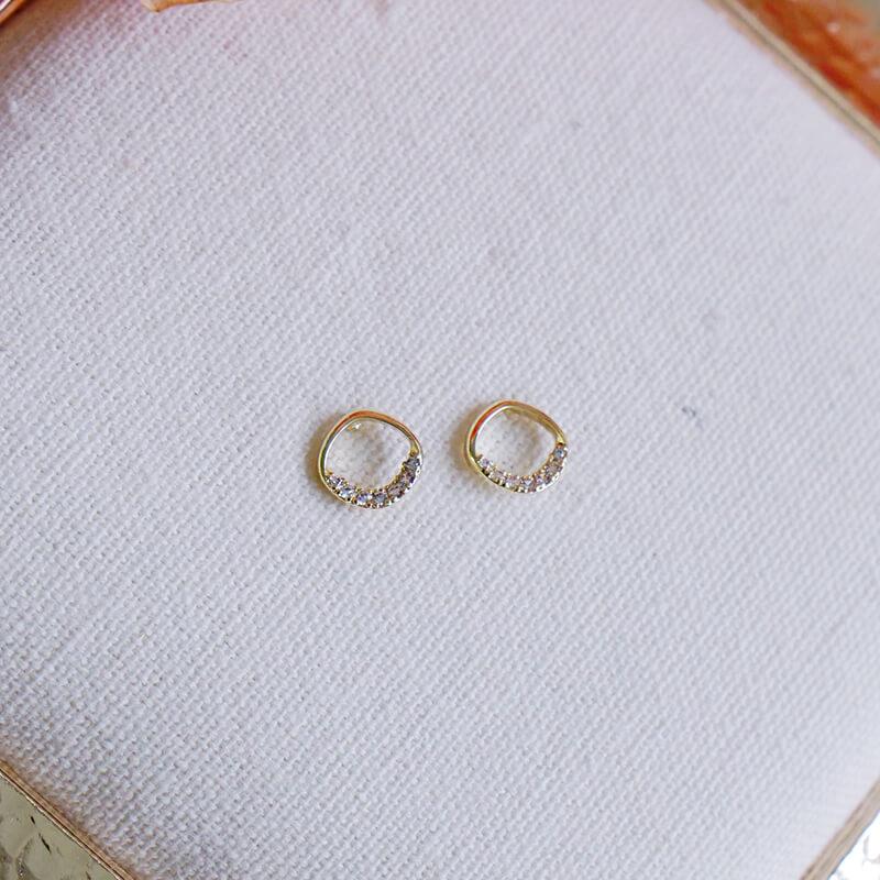 情人節約定 - 紀念日 - 耳環