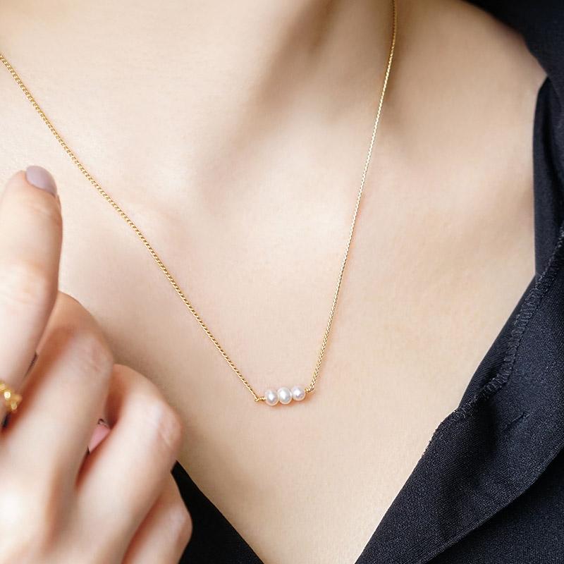 香榭女人 – 珍珠 – 項鍊