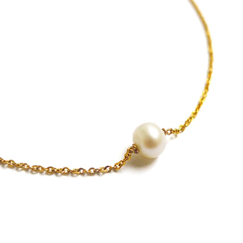 魅力寶石款 – 珍珠 – 項鍊