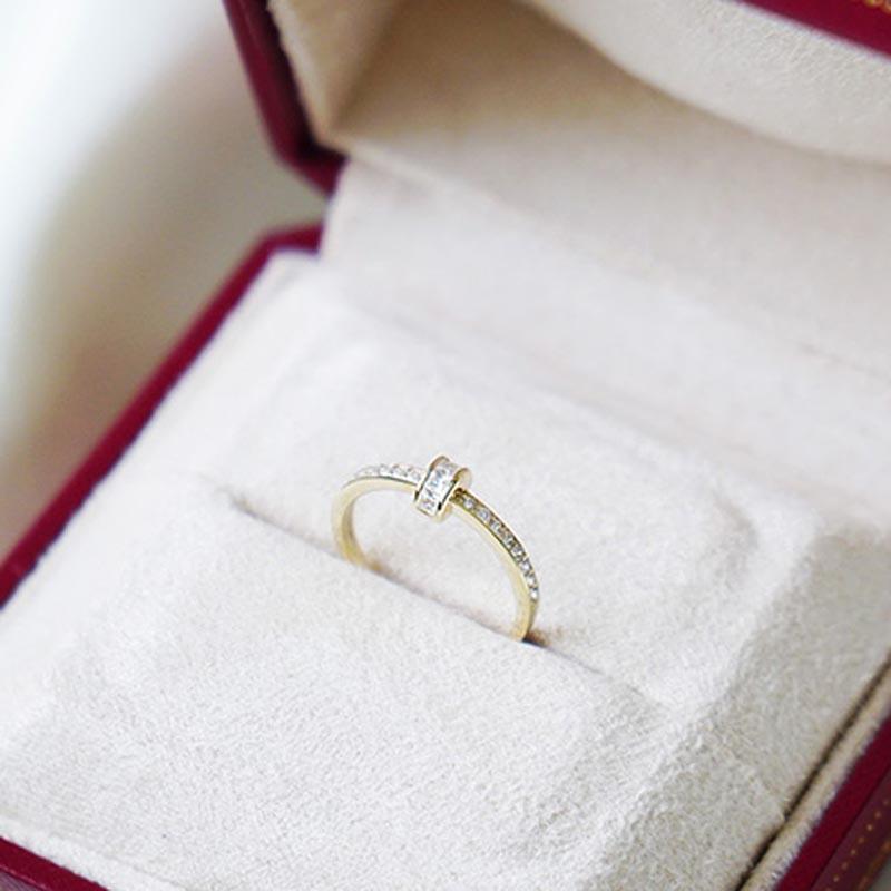 輕奢主義 – 兩個世界 – 戒指