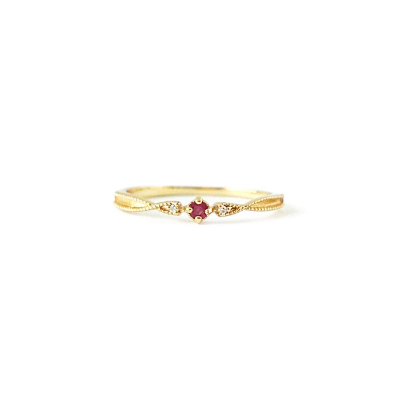 愛麗絲 – 梅鏡 – 戒指