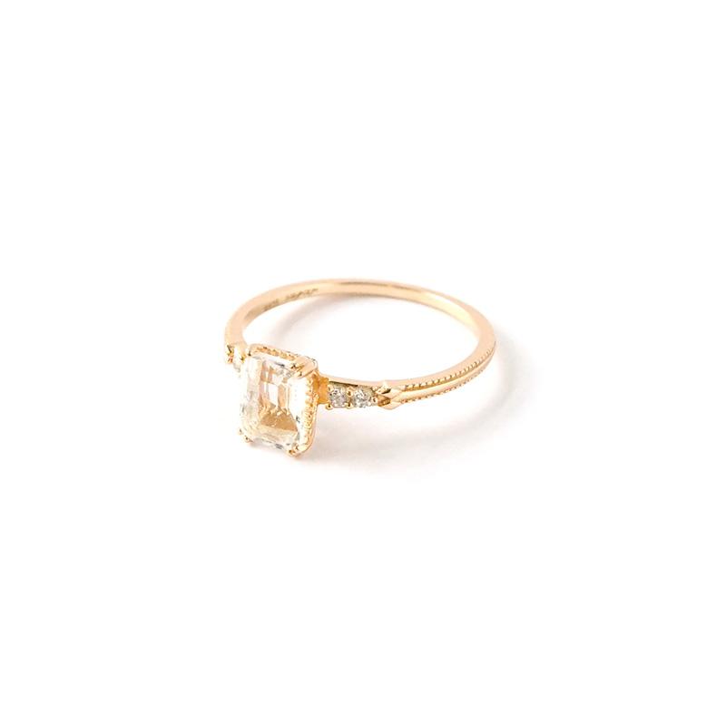 阿格拉永恆之淚 – 清泉 – 戒指