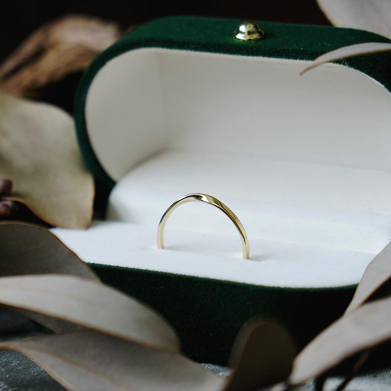致日常 – 金 – 戒指