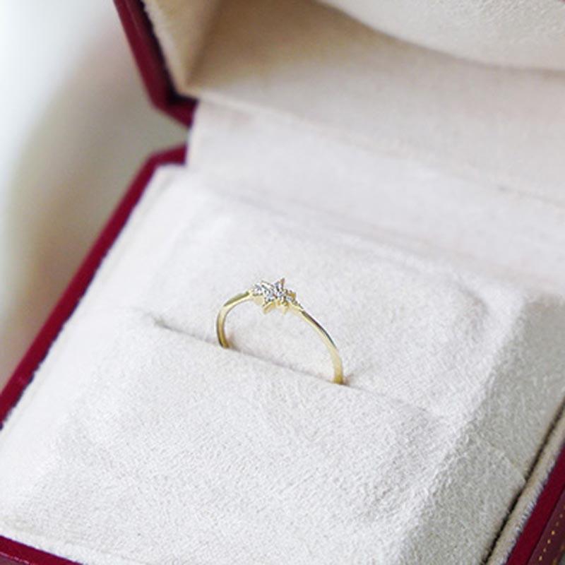 輕奢主義 – 羅盤 – 戒指