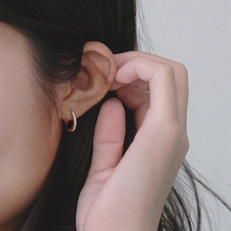 魔法少女 – 純粹 – 耳環